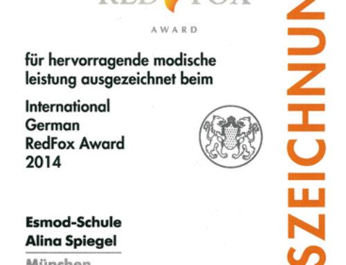 RedFox Award