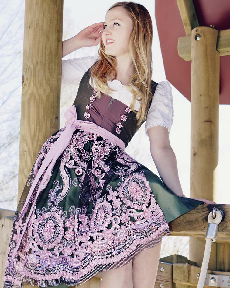 SELFMADE COUTURE DIRNDL