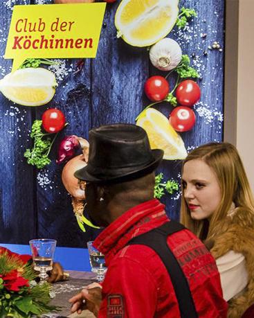 CLUB DER KÖCHINNEN | Zu Besuch bei München TV