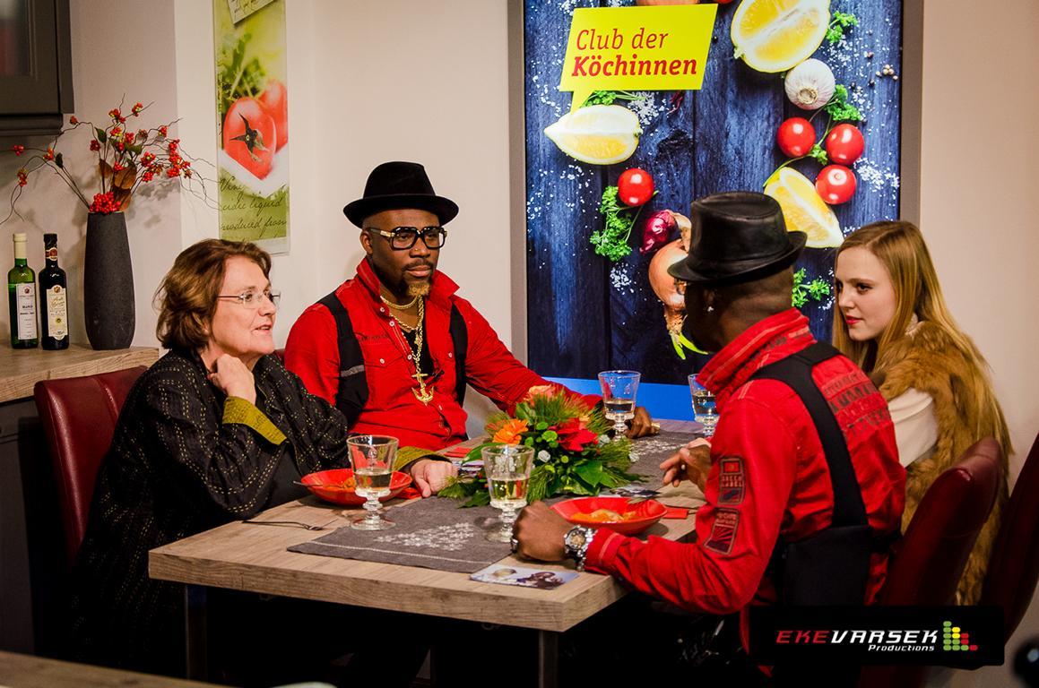 Raxinoar-MünchenTV-Club der Köchinnen