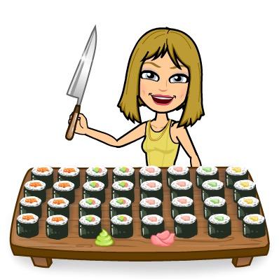 Bitmoji Sushi, Food