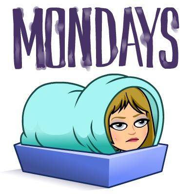 Bitmoji Mondays
