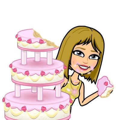 Bitmoji Happy Birthday, Cake