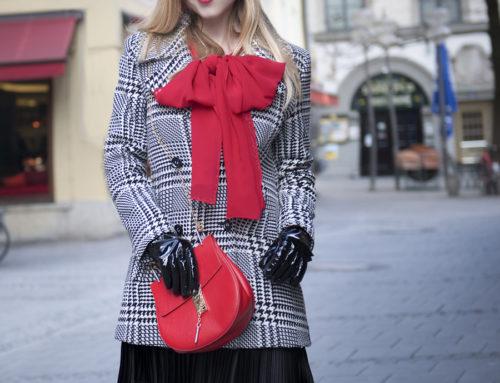 MY FRENCH STYLE | 2 Tipps, um Netzstrumpfhosen auch im Winter zu tragen