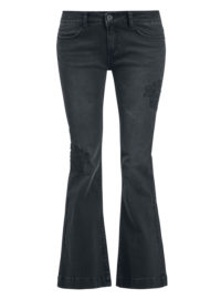Black Premium by EMP - Desperate Leila - Girl-Jeans - schwarz