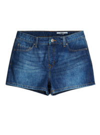 Esprit Denim-Shorts aus 100% Denim für Damen Blue Dark Washed