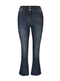 Flared Jeans AMY VERMONT dark denim