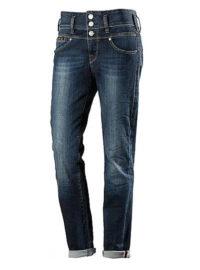 Herrlicher Raya Boy Boyfriend Jeans Damen in posh