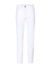 Jeans Slim AMY VERMONT white denim