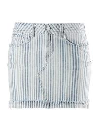 Pepe Jeans Jeansrock Damen in blau