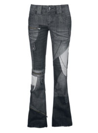 Rock Rebel by EMP - Excited Leila - Girl-Jeans - schwarz