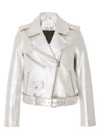 Current/Elliott The Shaina Biker Jacket
