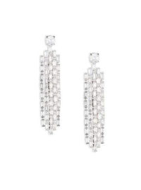 Fallon Monarch Deco Waterfall Earrings