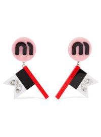 Miu Miu - Silver-tone