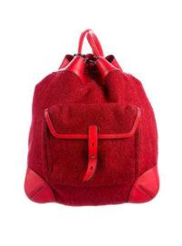 Rag & Bone Felt Grayson Drawstring Backpack