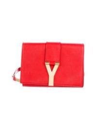 Saint Laurent Y Ligne Mini Pochette Crossbody Bag