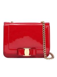 Small Vara Rainbow Patent Leather Bag