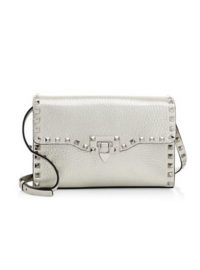 Valentino Garavani Rockstud Leather Mini Shoulder Bag