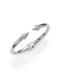 Vita Fede Mini Titan Crystal Bracelet/Silvertone