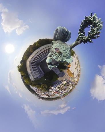 DIE BAVARIA | Mein Hidden Spot in München